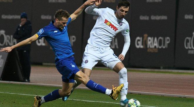 Динамо – Хайдук – 0:1 – відео гола та огляд матчу