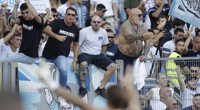 Лаціо хоче стягнути компенсацію зі своїх фанатів за нацистські жести