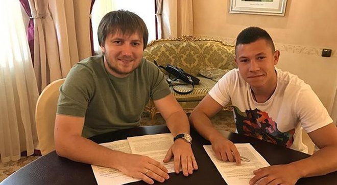 Шаблий назвал причину перехода Борячука в Ризеспор