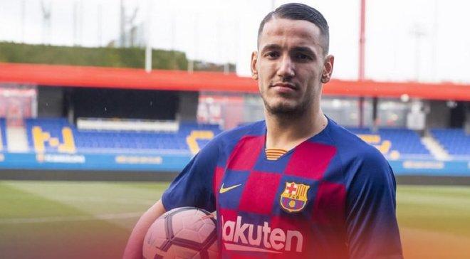 Барселона объявила о переходе Маная