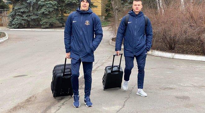 СК Дніпро-1 вирушив на перший зимовий збір – Михайленко взяв з собою шістьох новачків
