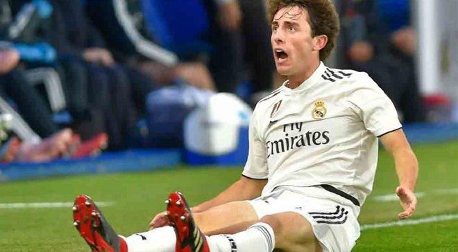 Одриосола близок к тому, чтобы покинуть Реал