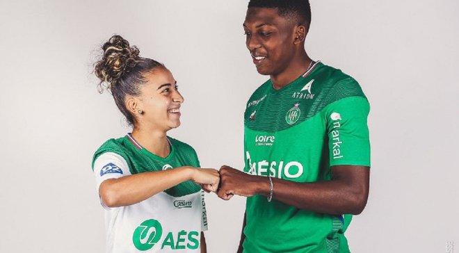 Познайомилися під час матчу, а змінюють клуби лише парою – історія футбольного кохання з чемпіонату Франції