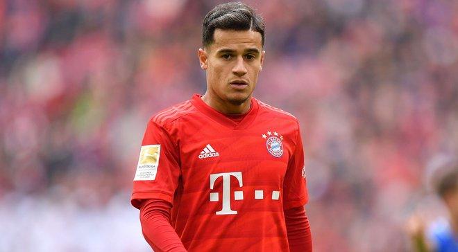 Бавария планирует вернуть Коутиньо Барселоне – мюнхенцы имеют другие цели на трансферном рынке