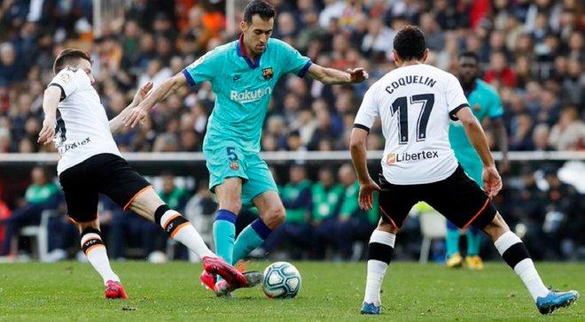 Валенсія – Барселона – 2:0 – відео голів та огляд матчу