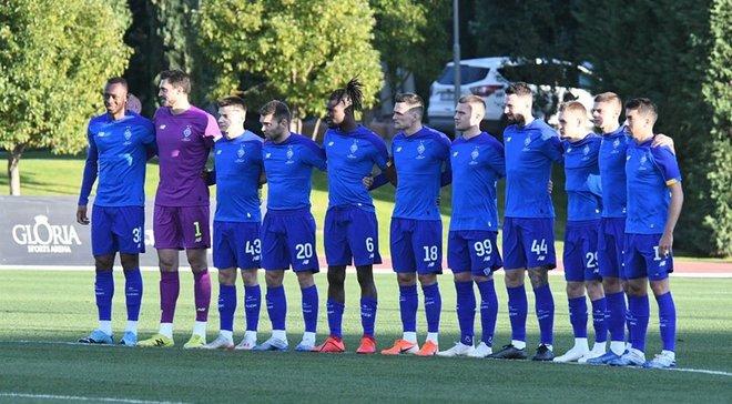 Лиги чемпионов динамо киев боруссия online
