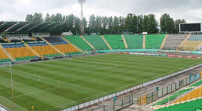 Львовский горсовет отклонил предложение передать Карпатам землю стадиона Украина