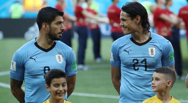 Ривалдо призвал Барселону пригласить Кавани на замену Суаресу