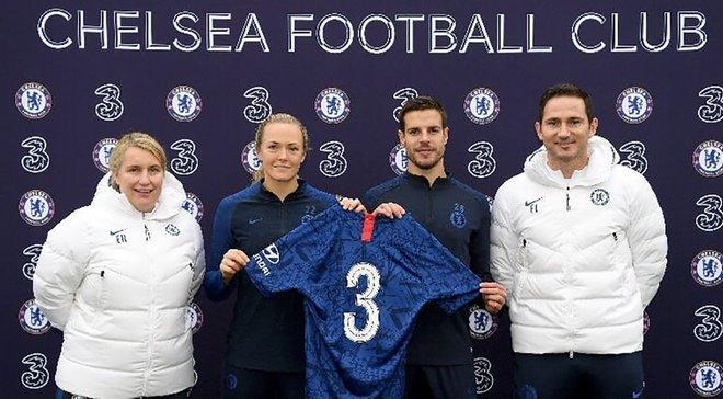 Челсі змінив технічного спонсора