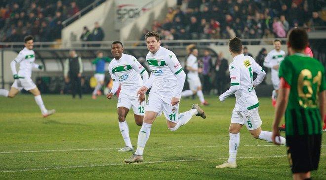 Селезнев забил в четвертом матче подряд и принес победу Бурсаспору – концовку испортила красная карточка украинца