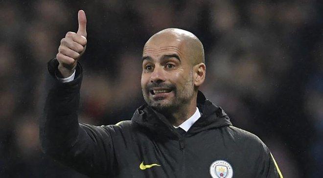 Гвардиола оценил шансы Ливерпуля побить рекорд Манчестер Сити по количеству набранных очков в АПЛ