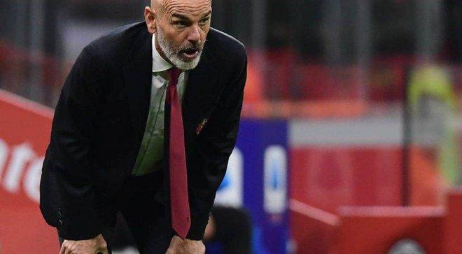 Пиоли признал, что игра Милана выглядит не слишком привлекательно, несмотря на победы