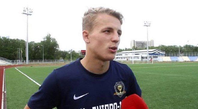 СК Дніпро-1 віддасть чемпіона світу U-20 в оренду естонській Левадії