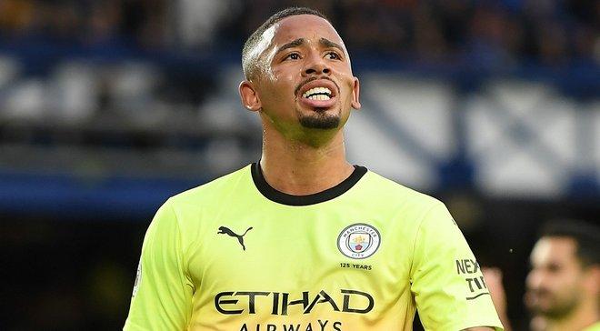 Жезус отреагировал на решение Гвардиолы лишить его права исполнять пенальти в Манчестер Сити