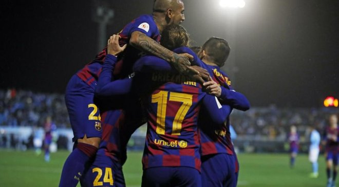 Барселона – Леганес – 5:0 – відео голів та огляд матчу