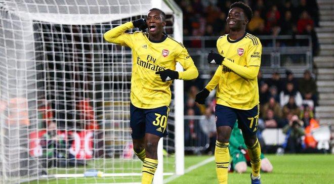 Роскошное выступление молодых игроков Арсенала в видеообзоре матча против Борнмута