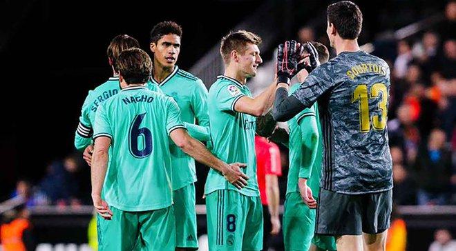 Реал оголосив заявку на кубковий матч проти Сарагоси – мадридці вирушили на гру без трьох зірок