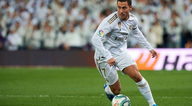 Зидан оценил готовность Азара вновь сыграть за Реал после длительного восстановления