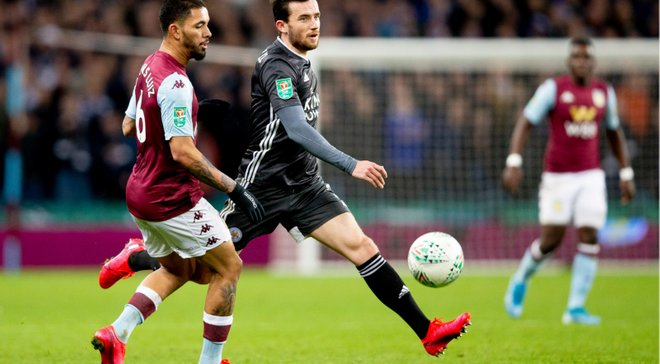 Кубок англійської ліги: Астон Вілла на останніх хвилинах обіграла Лестер та стала першим фіналістом турніру