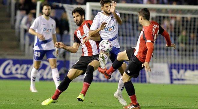 Кубок Испании: Атлетик в серии пенальти героически обыграл Тенерифе в матче с двумя удалениями