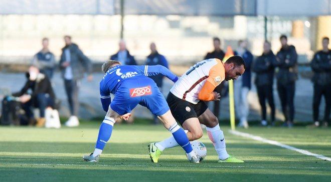 Исмаили травмировался в спарринге против Словацко