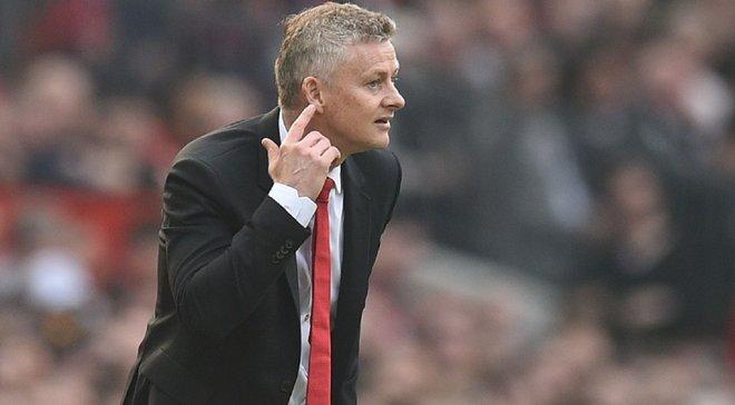 """""""Еще раз, и ты нах** уйдешь с поля!"""" – Сульшер набросился на подопечного во время дерби Манчестера"""