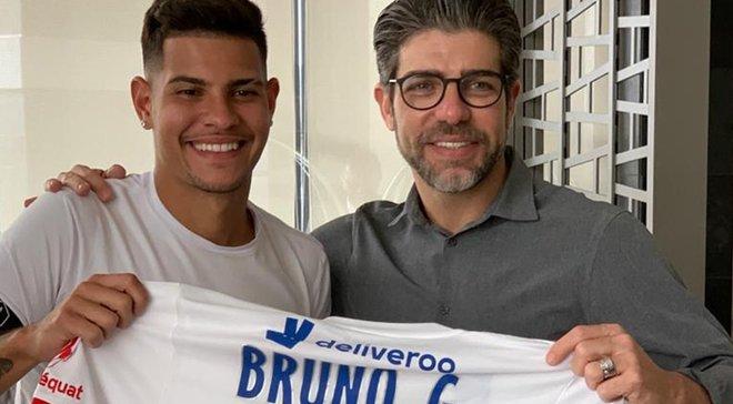 Лион подписал Бруно Гимараеса – им интересовался Шахтер