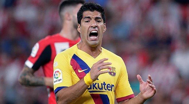 Барселона официально закрыла вопрос с заменой Суаресу