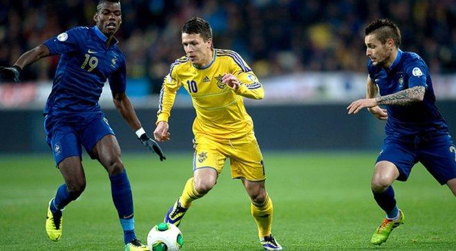 Франция – Украина: билеты на спарринг против чемпионов мира поступили в продажу