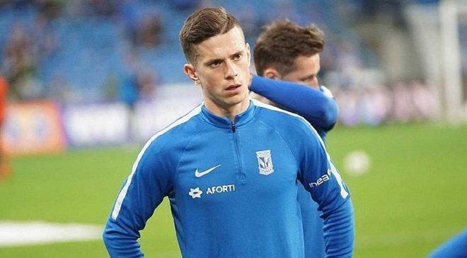 Костевич признался, что рассчитывал на вызов в сборную Украины после завершения карьеры Шевчука