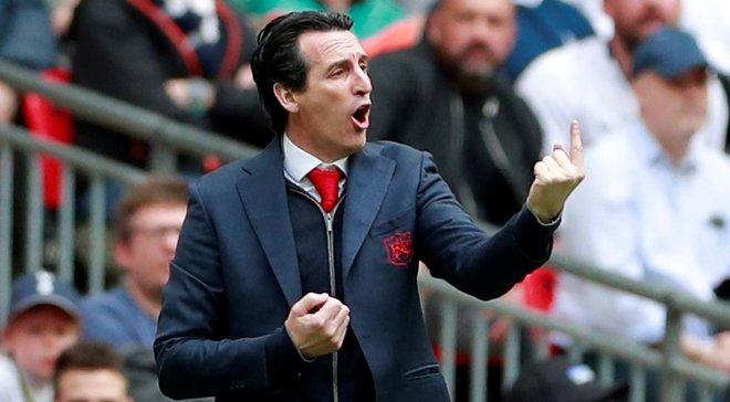 Емері: Фанати Арсенала викинули мене з клубу