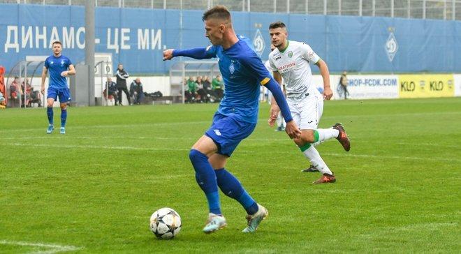 Динамо може відпустити найкращого бомбардира команди U-21 у Чорноморець