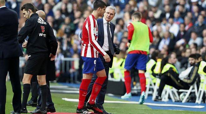 Мората може пропустити матч Ліги чемпіонів проти Ліверпуля – Атлетіко має серйозні кадрові проблеми