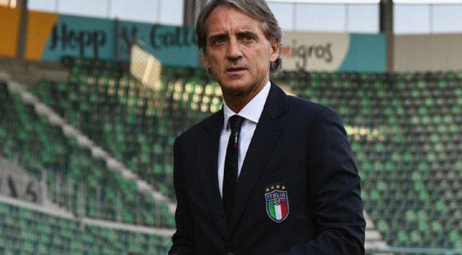 Манчіні: Більша частина складу збірної Італії на Євро вже визначена
