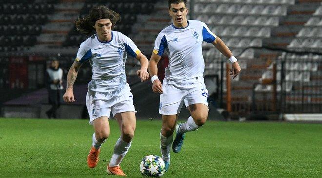 Динамо Київ U-19 – Динамо Загреб U-19: онлайн-трансляція матчу плей-офф Юнацької ліги УЄФА