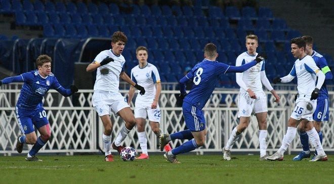 Динамо U-19 проиграло одноклубникам из Загреба в серии пенальти и вылетело из Юношеской лиги УЕФА