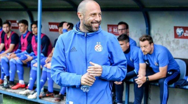 Йовичевич откровенно оценил уровень игроков Динамо U-19