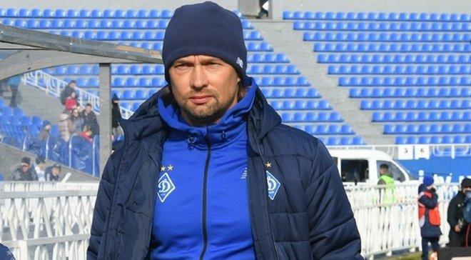 Тренер Динамо U-19 Костюк прокоментував виліт команди з Юнацької ліги УЄФА