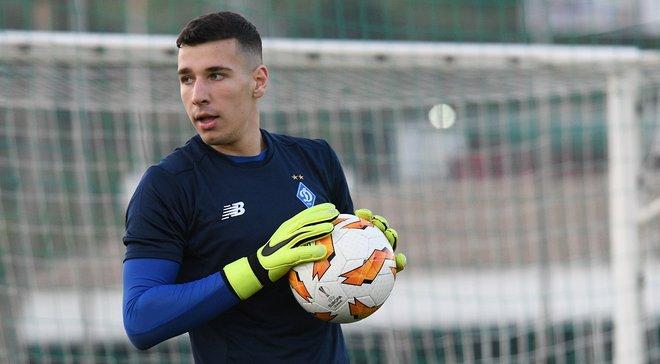 Голкіпер Динамо U-19 Нещерет лаконічно підсумував виліт команди з юнацької Ліги УЄФА