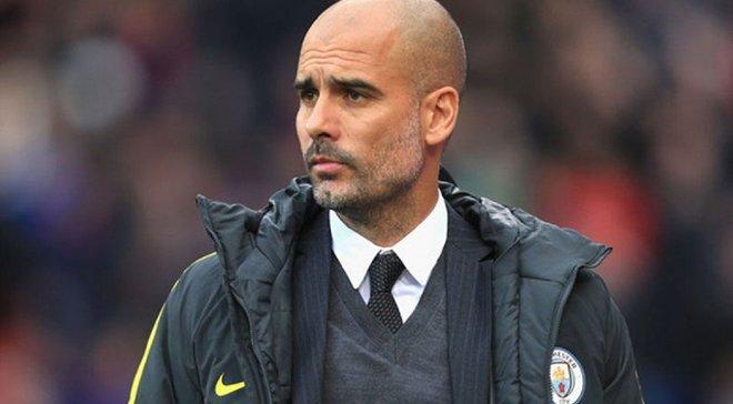 Гвардіола: Мене можуть звільнити, якщо Манчестер Сіті не пройде Реал в Лізі чемпіонів