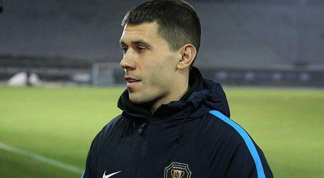 Кравченко прокоментував першу перемогу СК Дніпро-1 на зборах