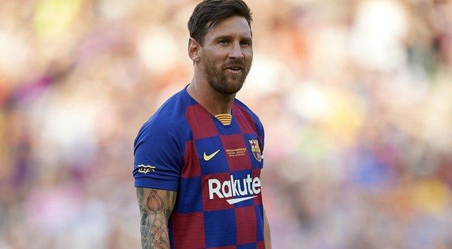 Рівалдо виділив два чемпіонати, заради яких Мессі може покинути Барселону