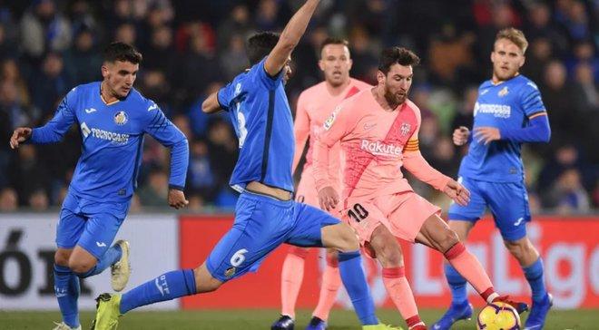 Барселона – Хетафе: онлайн-трансляція центрального матчу 24-го туру Ла Ліги – як це було