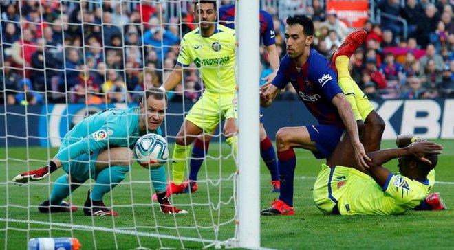 """Барселона у важкій дуелі обіграла гордий Хетафе – незамінність """"нового"""" Мессі та випадковий козир Сетьєна"""