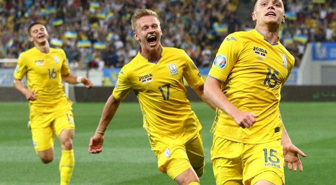 УАФ офіційно затвердила міста, в яких збірна України зіграє перед Євро-2020