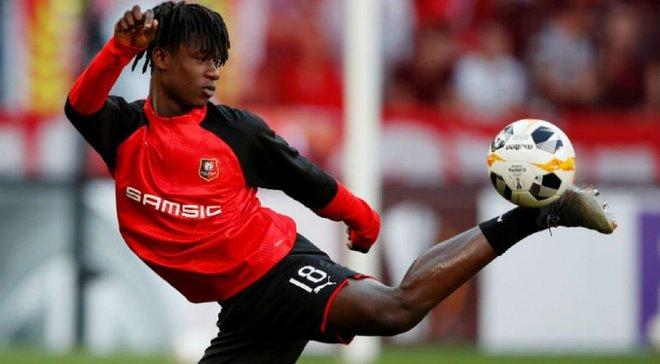 Реал планує підписати юну зірку Ренна для конкуренції з Каземіро – на таланта полює і Манчестер Сіті