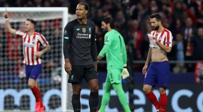 Атлетіко – Ліверпуль – 1:0 – відео гола та огляд матчу