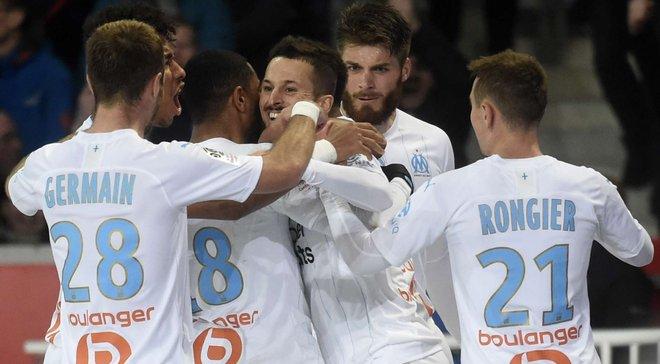 Ліга 1: Ліон втратив очки в грі проти Страсбура, Марсель обіграв Лілль
