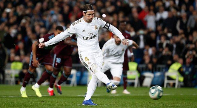 Сенсационная потеря очков мадридцами в видеообзоре матча Реал – Сельта – 2:2