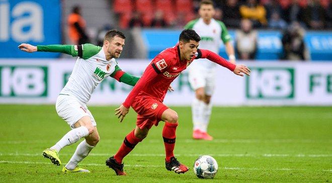 Вольфсбург розгромив Майнц, Байєр впевнено здолав Аугсбург: 23-й тур Бундесліги, неділя